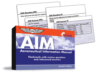 ASA Flash Cards for AIM