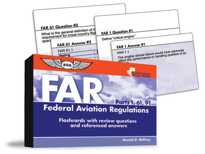 ASA Flash Cards for FAR