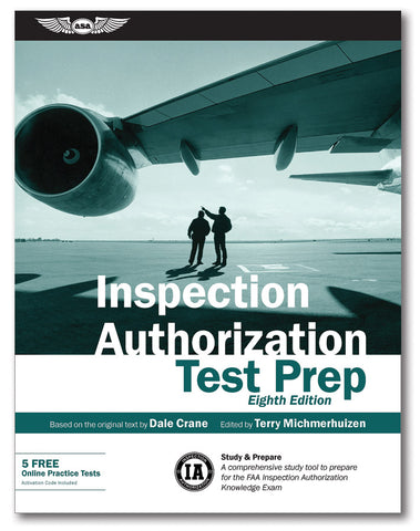 ASA Inspection Authorization Test Prep