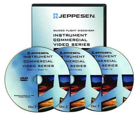Jeppesen Instrument / Commercial DVD Video Series
