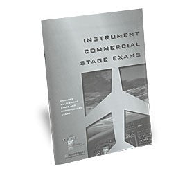 Jeppesen Instrument / Commercial Stage Exam Book