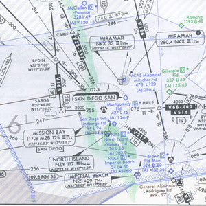 Low Altitude Charts