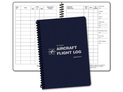 Aircraft Flight Log