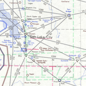 IFR/VFR Low Altitude Planning Chart