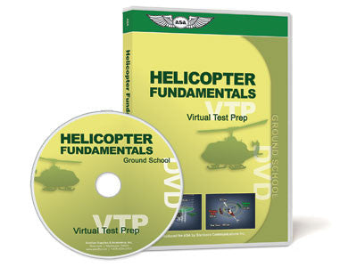 Virtual Test Prep for Helicopters