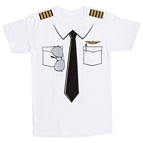 Pilot Uniform T-Shirt