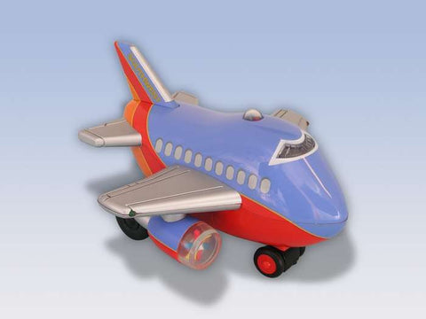 Southwest Airlines Bump & Go Airplane