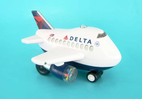 Delta Airlines Bump & Go Airplane