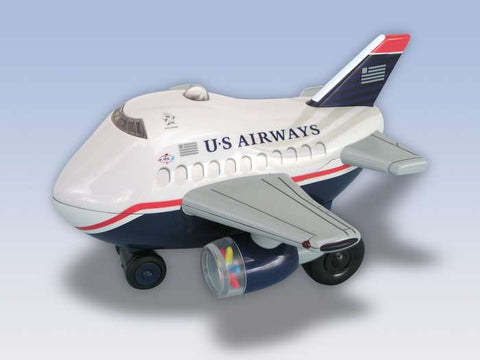 US Airways Bump & Go Airplane