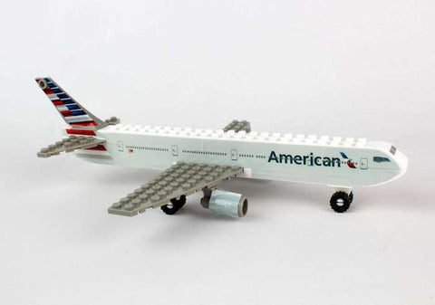 American Airlines 55 Piece Construction Toy