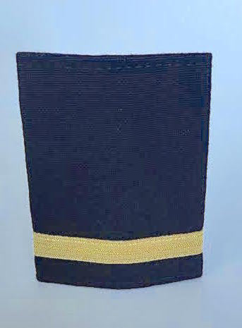 1 Bar Gold Epaulette