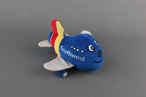 Southwest Airlines Plush Toy (with sound)