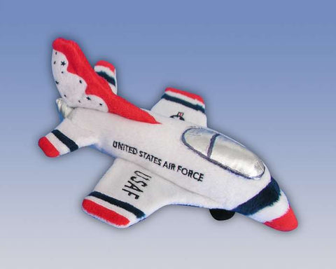 US Air Force Thunderbird Plush Toy (with sound)