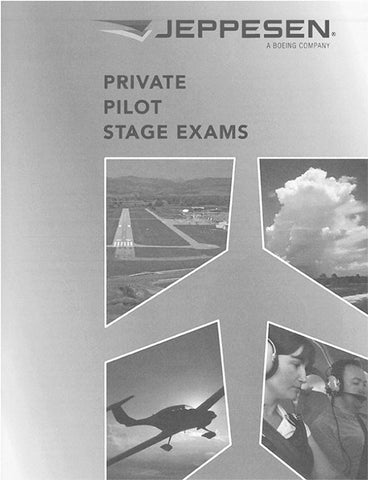 Jeppesen Private Pilot Stage Exam Book