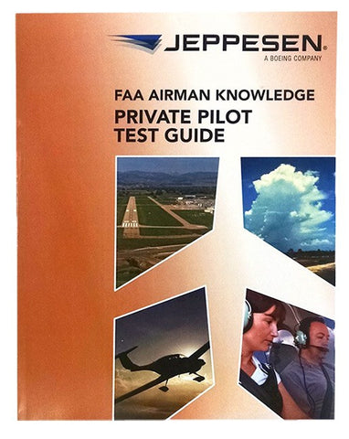 Jeppesen Private Pilot Knowledge Test Guide