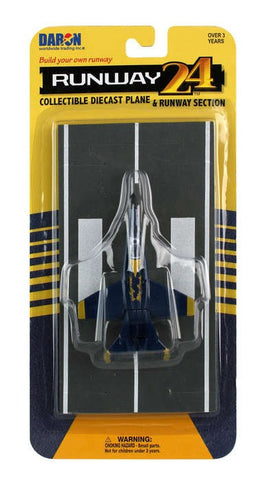 Blue Angeles Diecast Plane