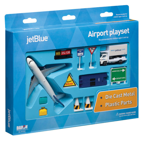 JetBlue Airpot Playset
