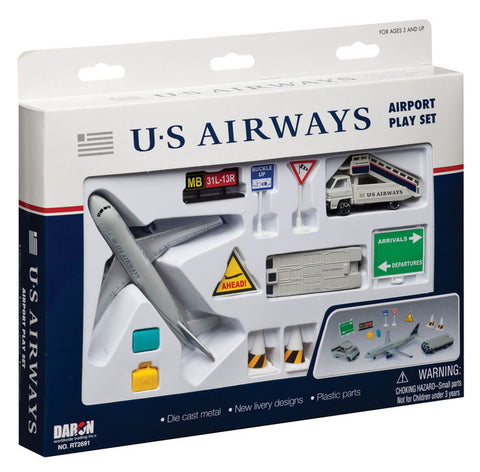 US Airways Playset
