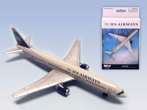 US Airways Single Plane