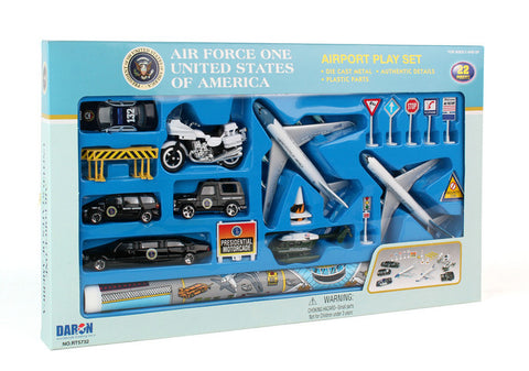 Air Force One Playset (22 pc)