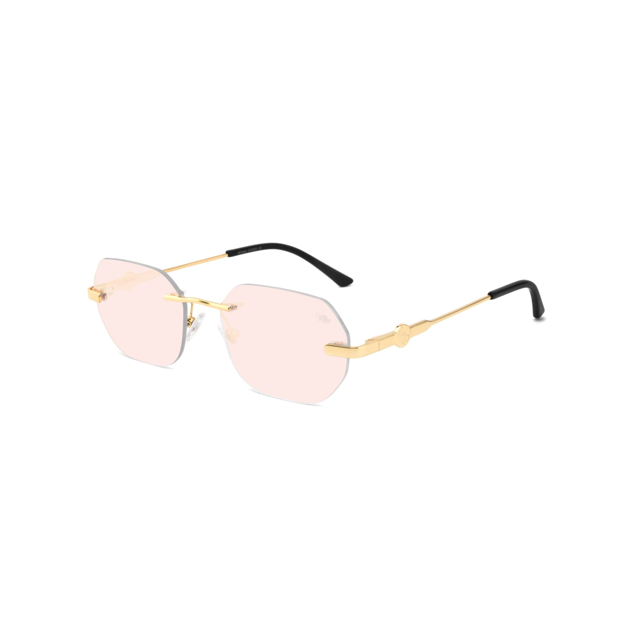 Willow Pink Flash | Gold