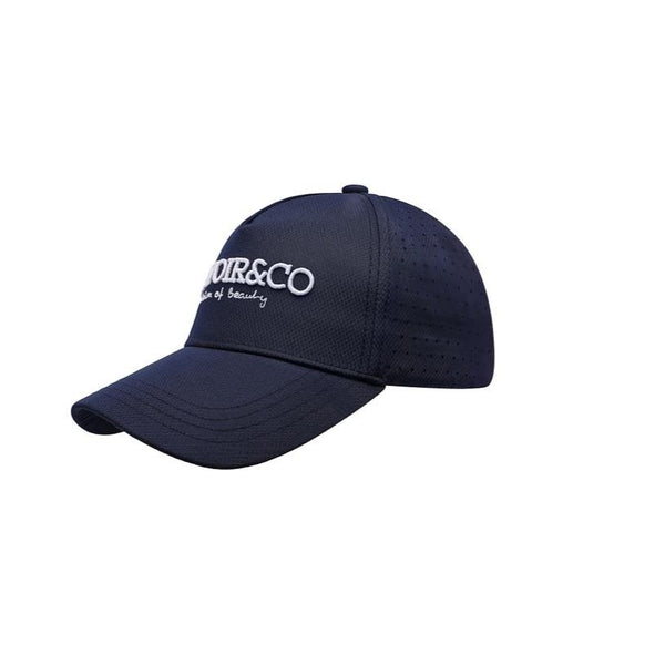 Navy Cap | White Logo