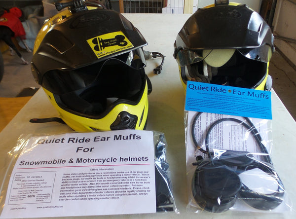 Quiet Ride Ear Muffs
