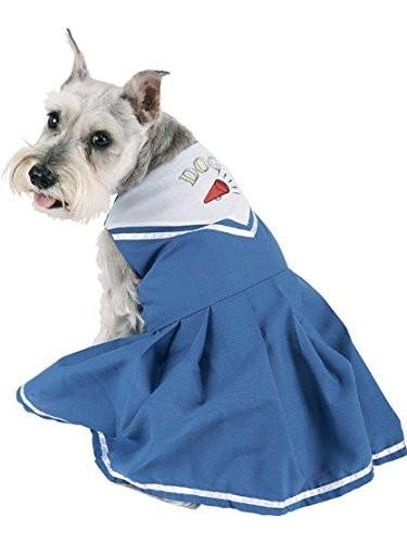 Cheerleading Dog Costume-COSTUMEISH