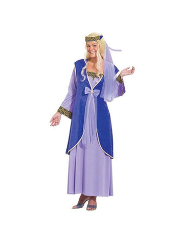 Adult Renaissance Princess Costume-COSTUMEISH