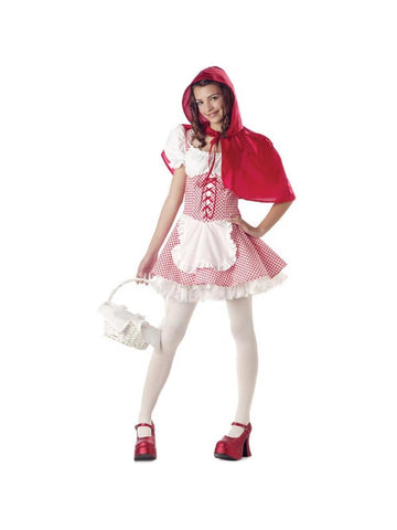 Teen Little Red Riding Hood-COSTUMEISH