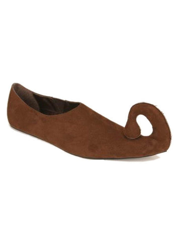 Adult Men's Renaissance Elf Shoes-COSTUMEISH