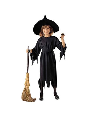 Child Black Witch Costume