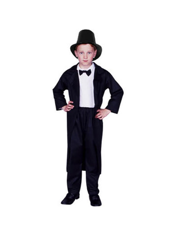 Child Abe Lincoln Costume-COSTUMEISH