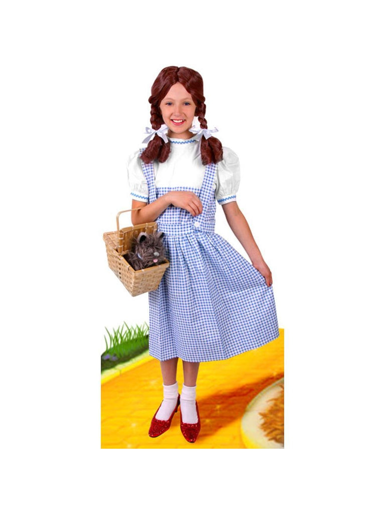 Childs Dorothy Costume  sc 1 st  Costumeish.com & Childs Dorothy Costume | Costumeish u2013 Cheap Adult Halloween Costumes ...