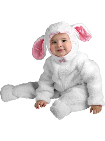 Infant Little Lamb Costume-COSTUMEISH