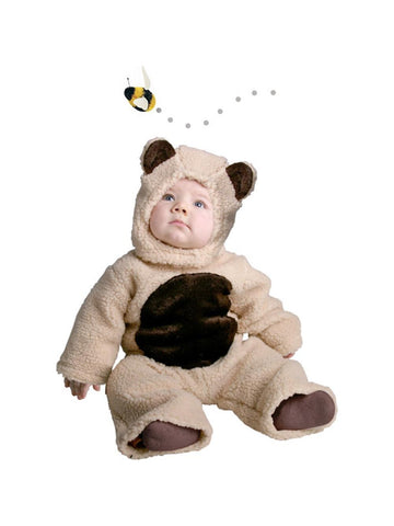Infant Oatmeal Bear Costume-COSTUMEISH