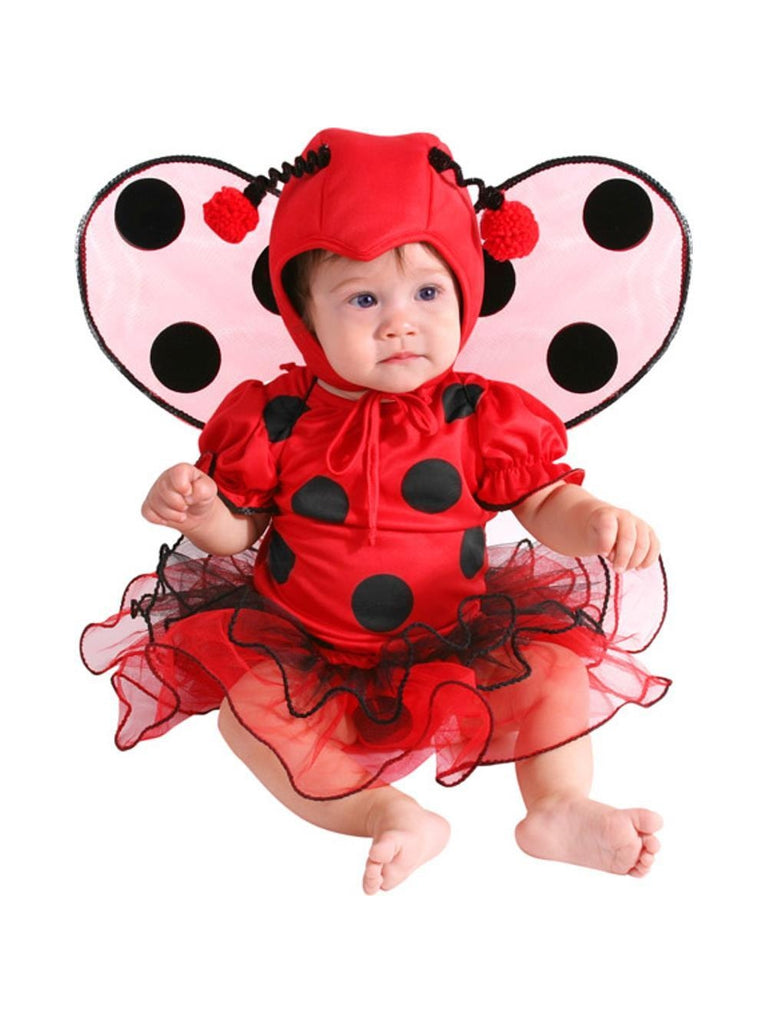 Baby Beautiful Lady Bug Costume-COSTUMEISH