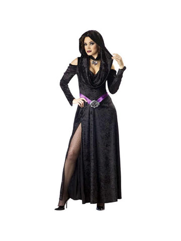 Adult Deluxe Sorceress Costume-COSTUMEISH
