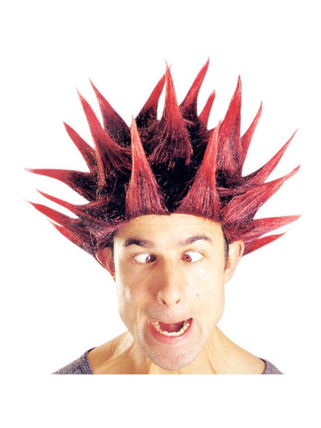 Adult Spiked Wig-COSTUMEISH
