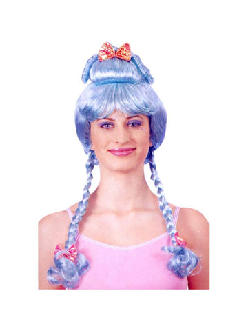 Adult Blue Fairytale Wig