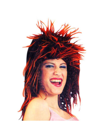 Adult Female 80's Rocker Wig