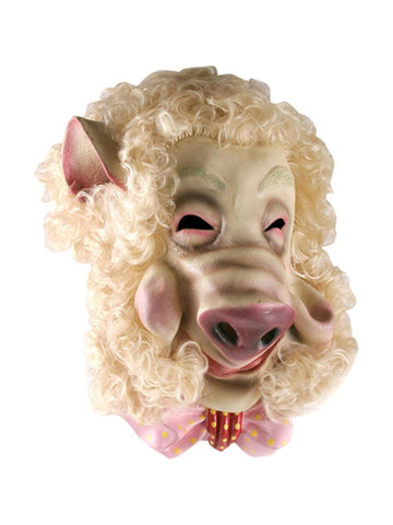 Adult Pig Mask-COSTUMEISH