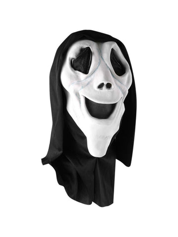 Adult Scream Ghost Mask-COSTUMEISH