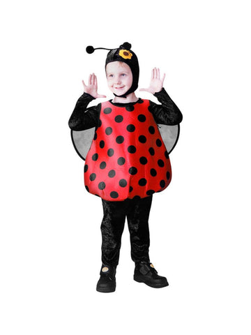 Toddler Cute Lady Bug Costume