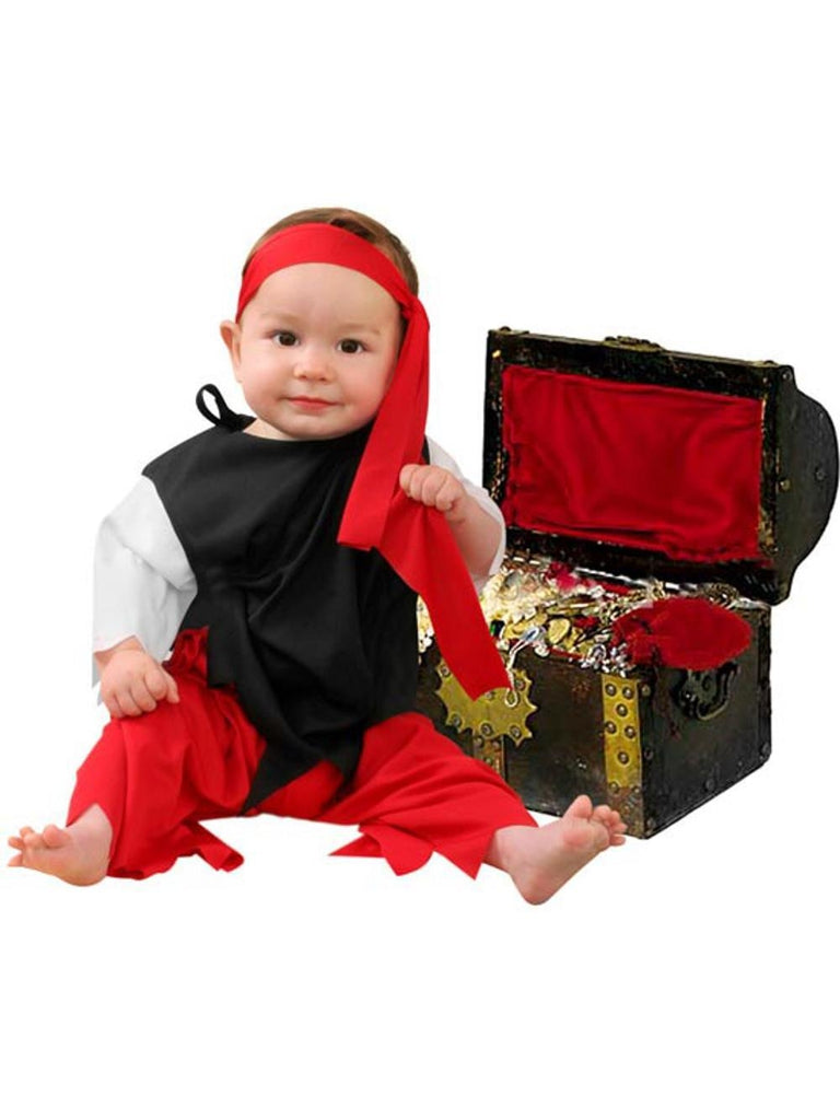 Infant Economy Pirate Costume-COSTUMEISH