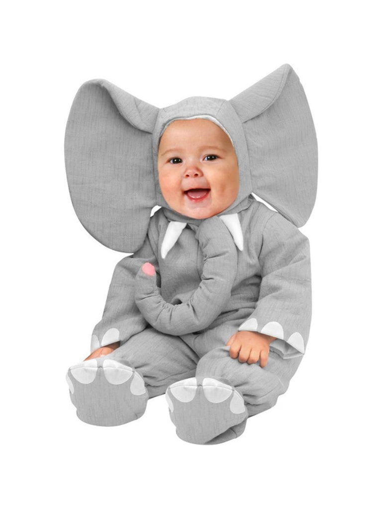 Infant Heirloom Elephant Costume-COSTUMEISH