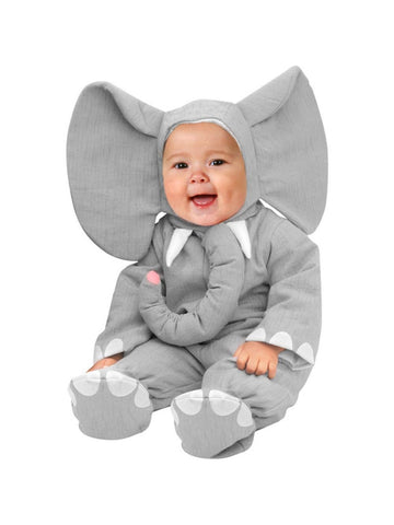 Infant Heirloom Elephant Costume