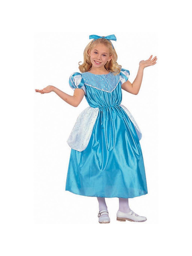 Child Cinderella Girl Costume-COSTUMEISH