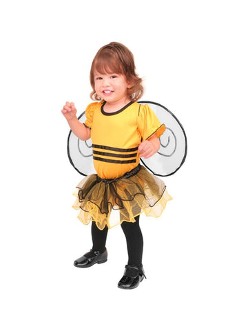 Child's Beautiful Bumble Bee Costume-COSTUMEISH