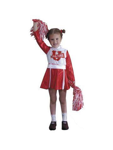 Toddler Spirit Cheerleader Costume-COSTUMEISH